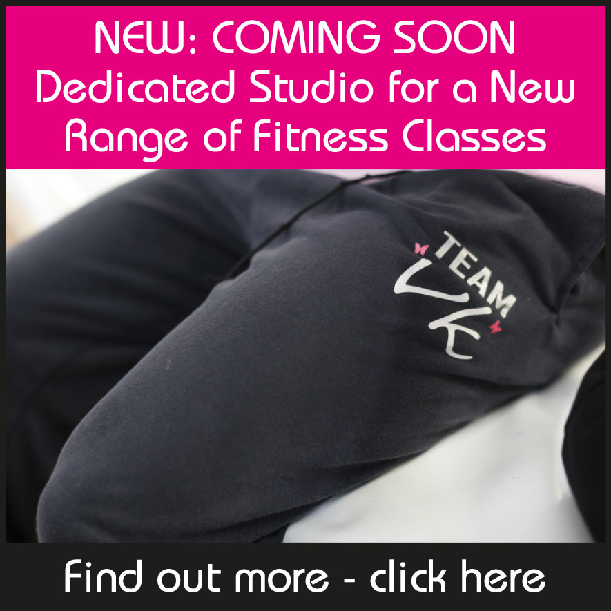 NEW: Coming Soon – Dedicated Studio for a New Range of Fitness Classes