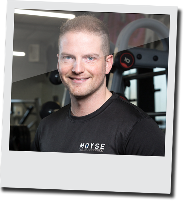 Kris Moyse - Fitness, Lifestyle, Weight Loss
